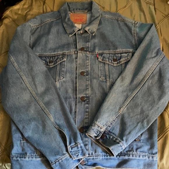Vintage 60's Levi Strauss &Co Trucker Jacket (XL)